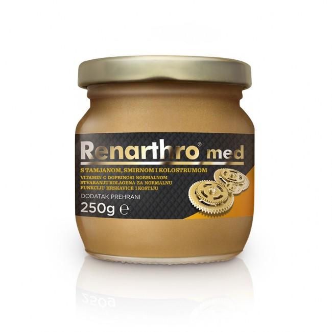 Elimină durerea cu mierea Renarthro